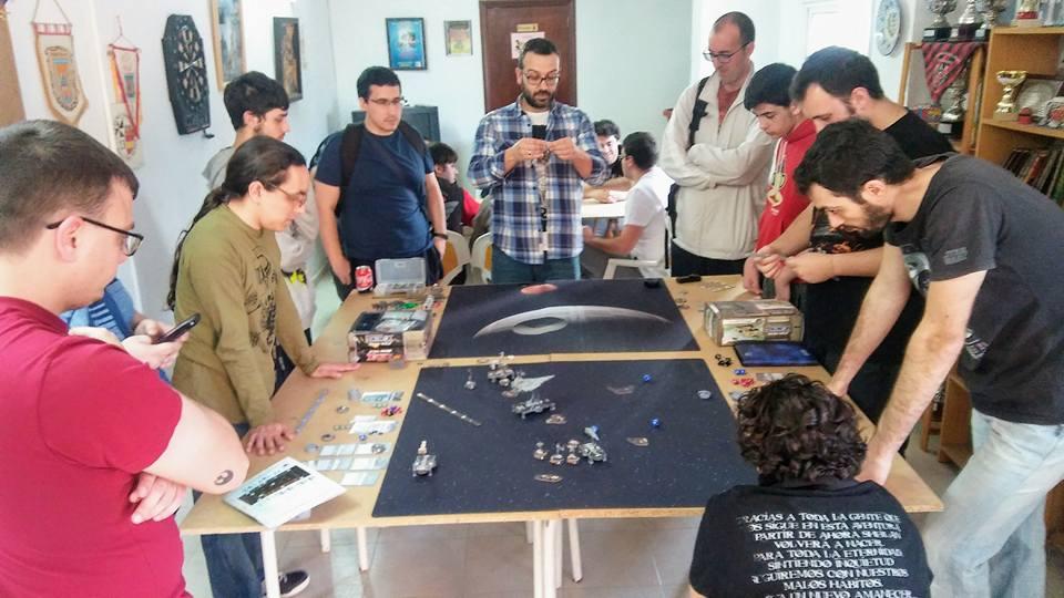 Asociacion De Juegos De Mesa El Solitario I Jornada De Juegos De