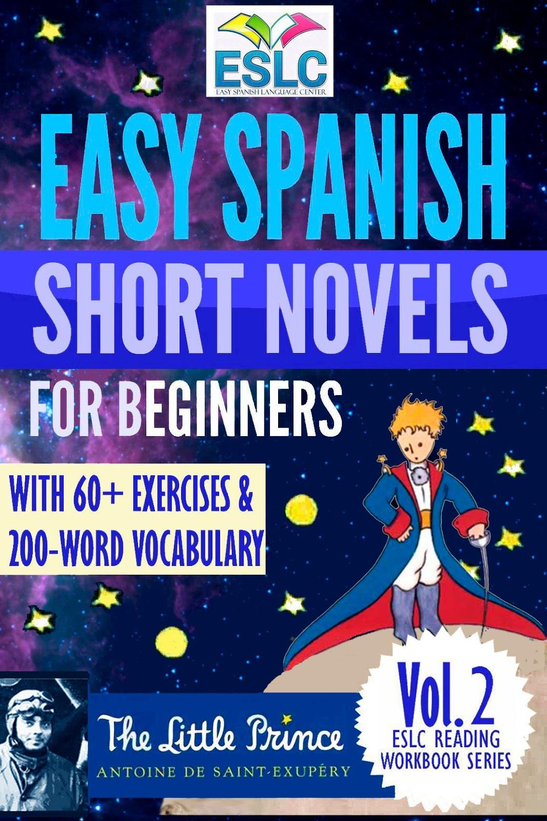 Workbooks spanish language workbooks : Reading Workbooks With 60+ Exercises & 200-Word Vocabulary - Easy ...