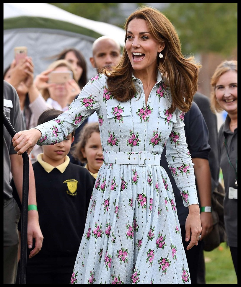 Kate Middleton pregnant with fourth child!