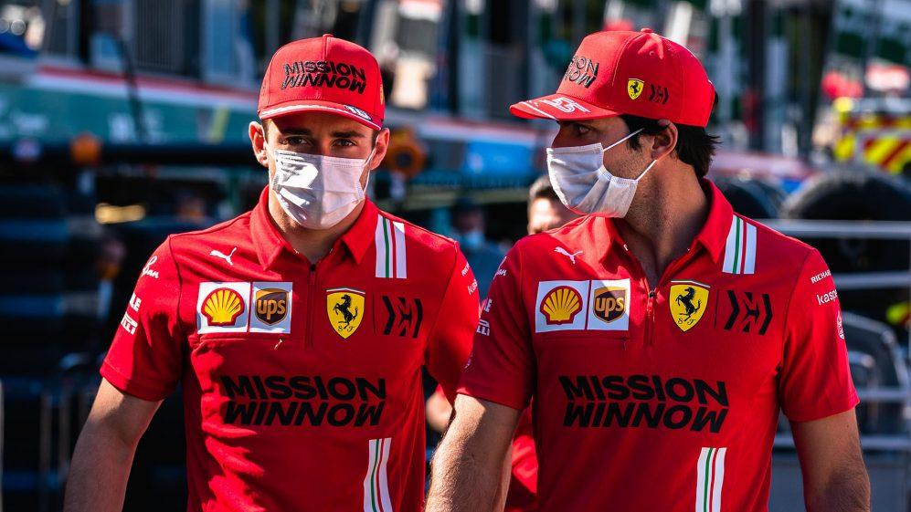 """Sainz diz que a Ferrari está """"muito perto de ser uma ameaça genuína"""" depois dos treinos de quinta-feira 1-2 em Mônaco"""