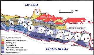 Geologi Regional Zona Kendeng