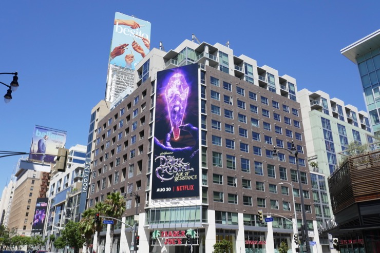 Dark Crystal Age Resistance billboard