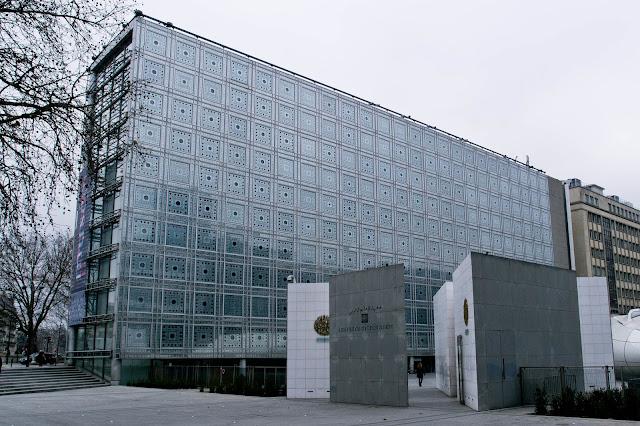 architettura contemporanea-stile architettonico arabo-Jean Nouvel