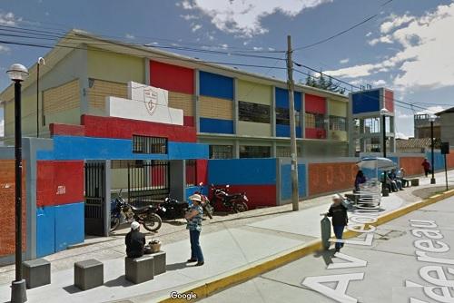 Himno al glorioso colegio de José Gálvez - Cajabamba
