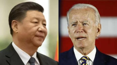 Joe Biden's victory in US election is hidden in China's defeat