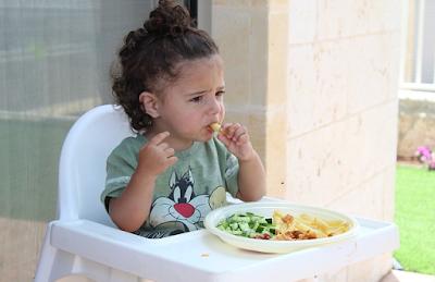 solusi anak tidak ngemut makanan