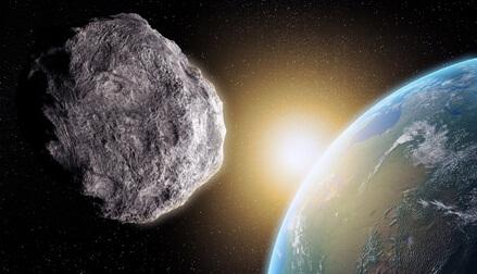 Asteroid Berpotensi Bahaya Mendekati Bumi Desember 2017