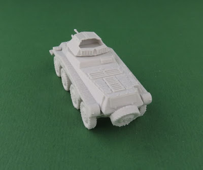 Sd Kfz 234/1 2 cm Armoured Car picture 7