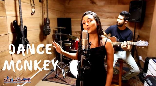 DANCE MONKEY - Cover by Stephanie Sansoni