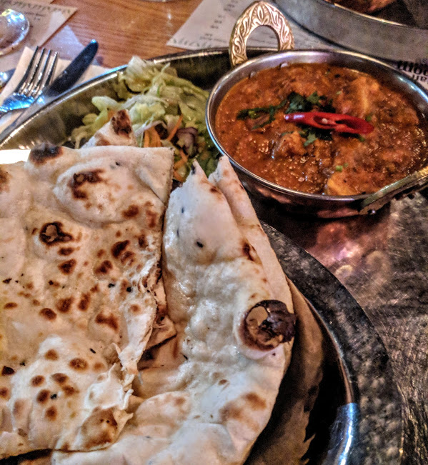 11 Fun Date Ideas in Newcastle Upon Tyne  - dabbawal curry