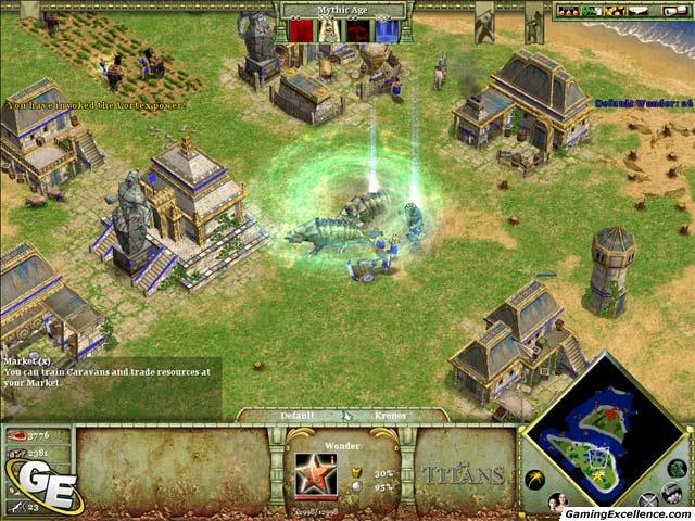 Age of Mythology Free Download Full PC Game