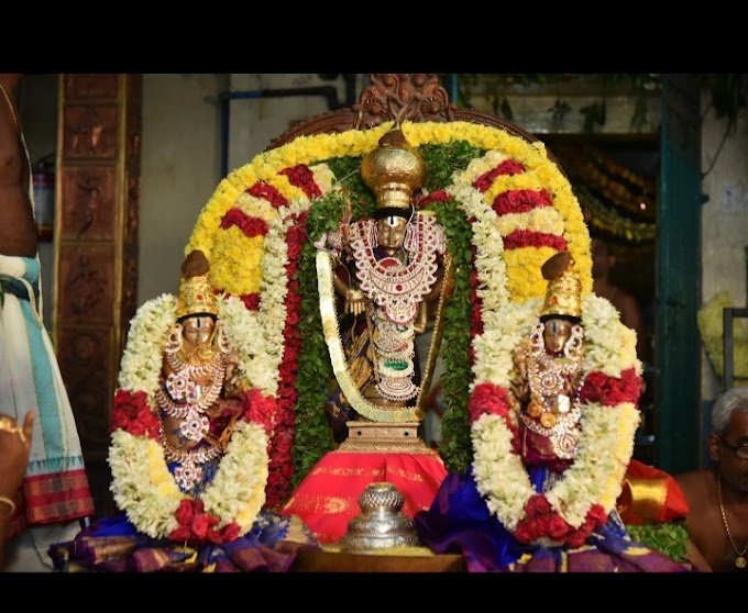 Vadapalli (Sri Venkateswara Swamy Temple) in East Godavari Dst.