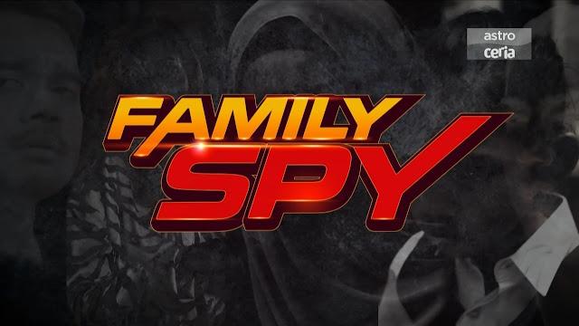 Drama Family Spy