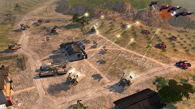 Command and Conquer 3 Kane's Wrath Free Download Screenshot 1
