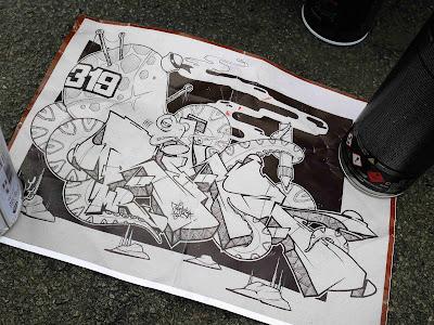 RYCK WANE & DJE LEFASER X MEETING OF STYLES