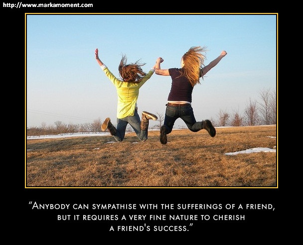 Friendship Quotes, Markamoment