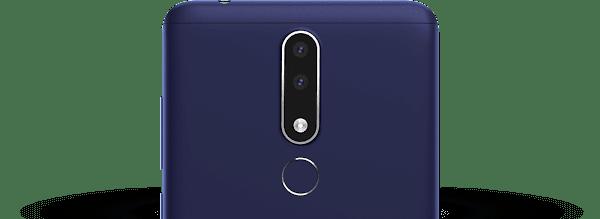 Nokia 3.1 Plus - Camera