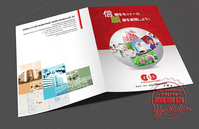 Thiết kế folder, thiết kế kẹp file, thiết kế kẹp tài liệu