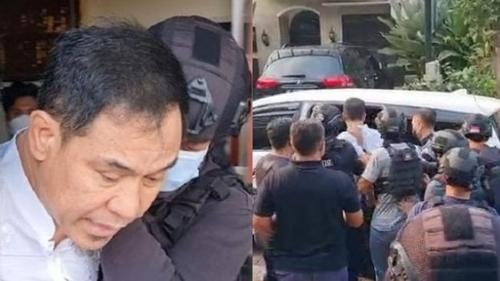 Munarman Tak Tahu Rimbanya, Marwan: Ingat Pak Jokowi, Ada yang Lebih Berkuasa dari Anda!