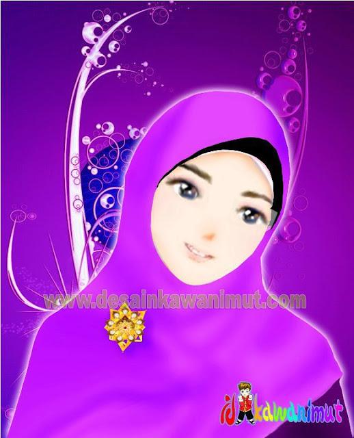 Gambar Kartun Perempuan Cake Ideas And Designs