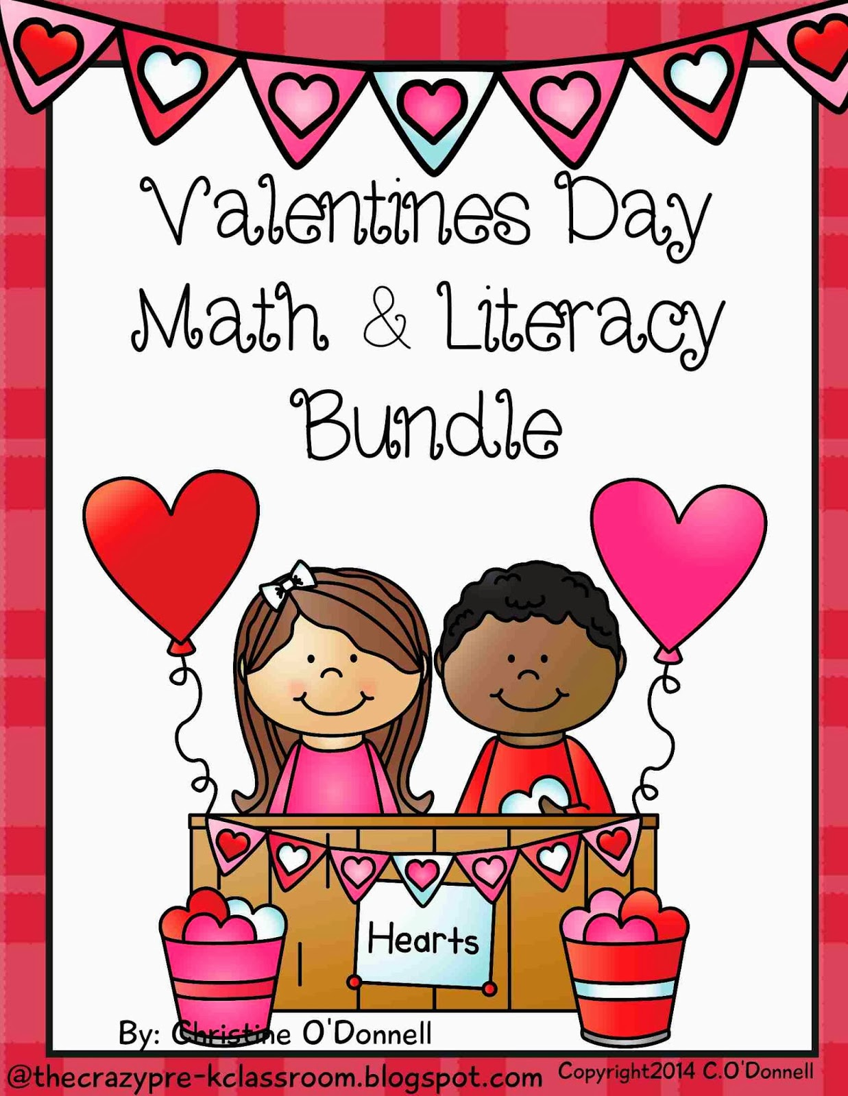 The Crazy Pre K Classroom 500 Follower Valentine S Giveaway