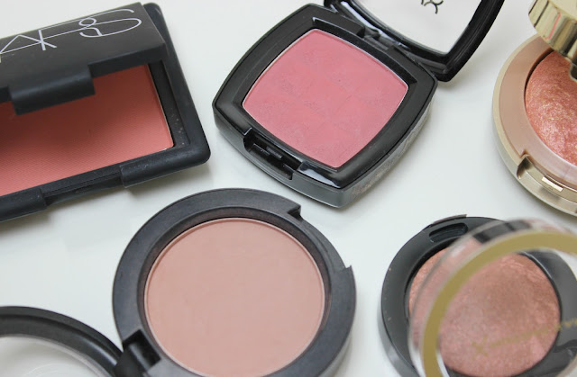 A picture of NYX Amber High Definition Blush