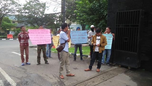 Terindikasi Korupsi, FPAPJ Minta Mantan Kabid Cipta Karya Diperiksa
