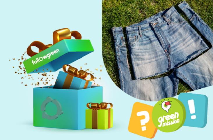Πράσινη Αποστολή: Η μόδα συναντά την ανακύκλωση! Μαθαίνουμε να ανακυκλώνουμε σωστά και κερδίζουμε δώρα!