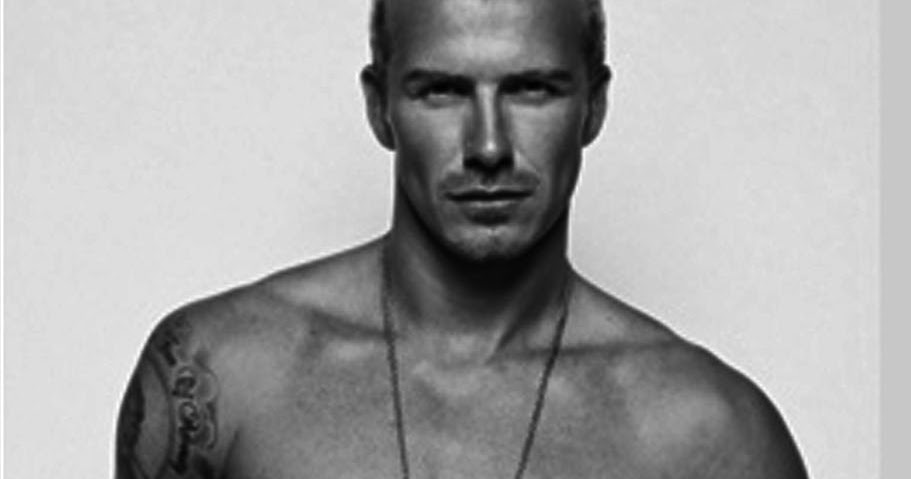 David Beckham Tits 45