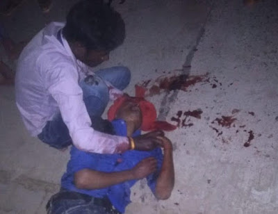 Crime In Uttar Pradesh Out Of Control As Youth Shot During Religious Event