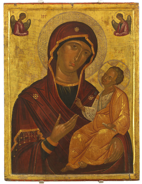 Santíssima Virgem Maria e o Menino Jesus