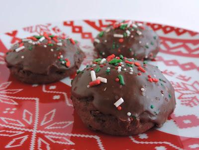 Chocolate Cherry Totos