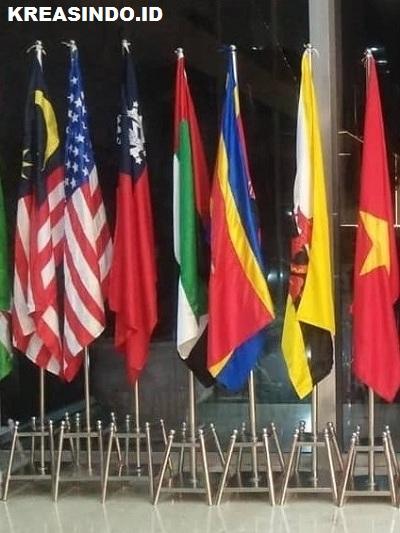 Mengapa Anda Perlu Menggunakan Tiang Bendera Pataka Stainless?