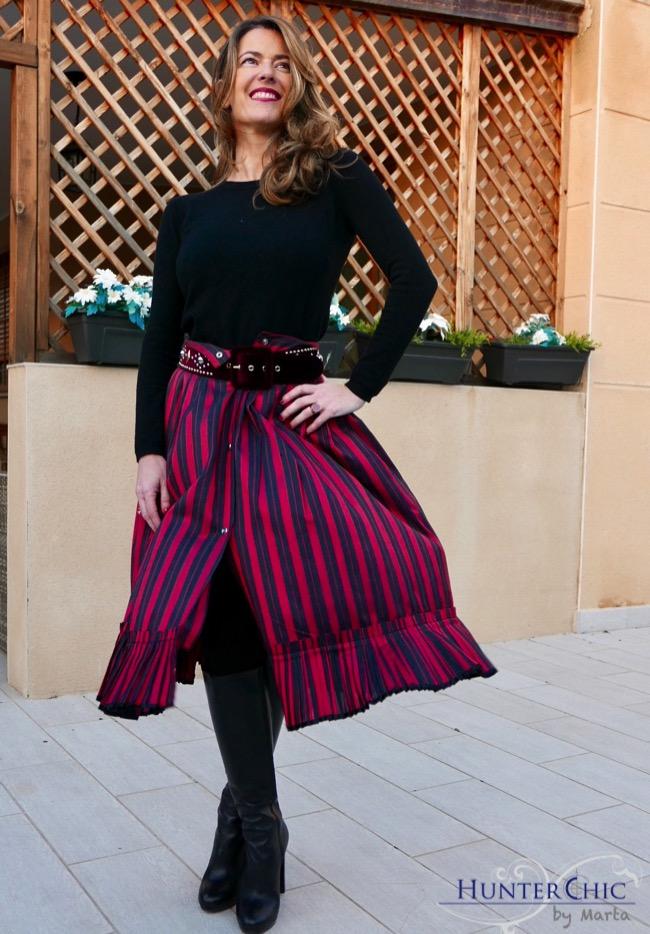 moda femenina-marta halcon de villavicencio-hunterchic by marta-