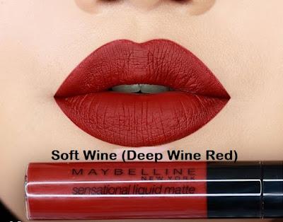 Soft Wine (Deep Wine Red)