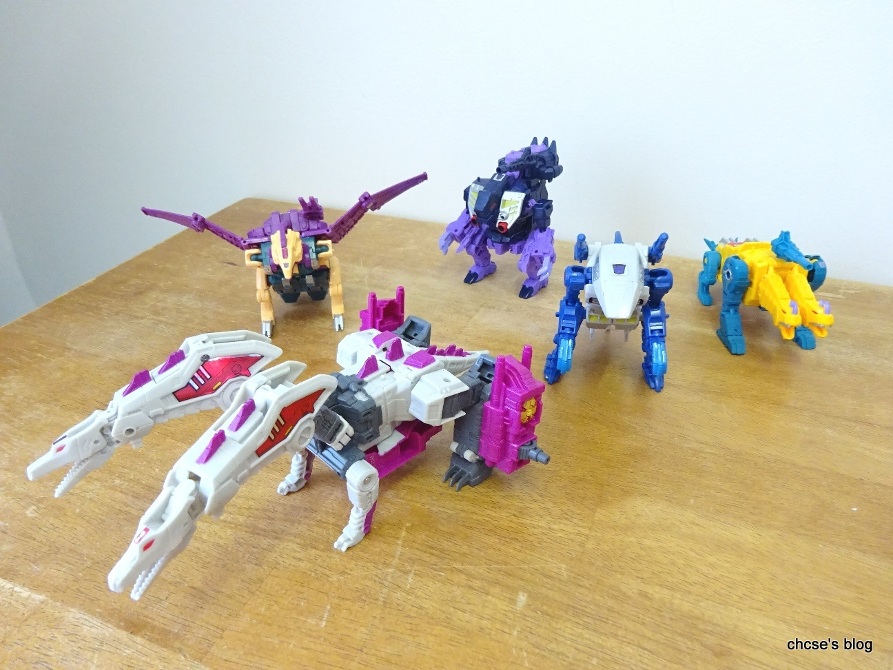 ChCse's blog: Toy Review: Transformers Generations Power of
