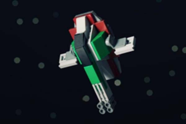 lego star wars christmas ornament