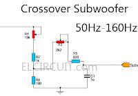 Subwoofer Filter Circuit Diagram | Tda2030 Make For Subwoofer Amplifier Circuit Electronic Circuit