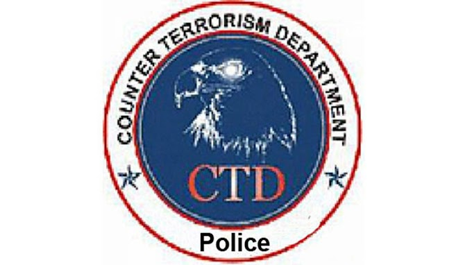CTD April 2021 Jobs - Counter Terrorism Department Punjab April 2021 Jobs - punjabpolice.gov.pk