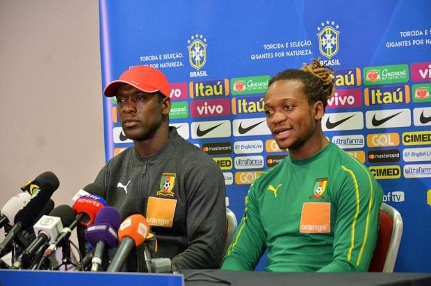 Brésil - Cameroun: Seedorf désigne Gaëtan Bong comme capitaine