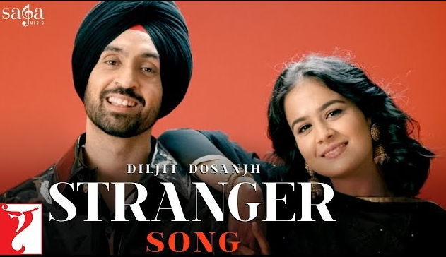 स्ट्रेंजर -Stranger {2020} Lyrics In Hindi- Diljit Dosanjh