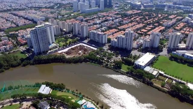 Khu Nam Sài Gòn sở hữu lợi thế lớn về hạ tầng kết nối và quy hoạch.