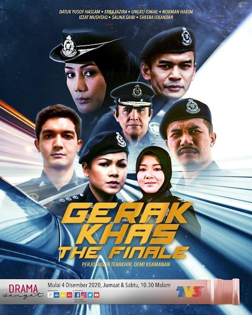 Selepas Lebih 21 Tahun Di RTM, Gerak Khas The Finale Akan Ditayangkan Di TV3