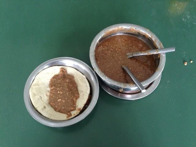 Homemade Peanut Butter Kopan Monastery
