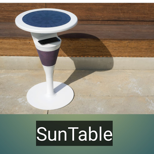Latest tech gadgets 2020, sun table