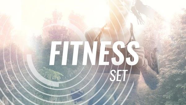 Filmstocks Fitness Set | Filmora Effects
