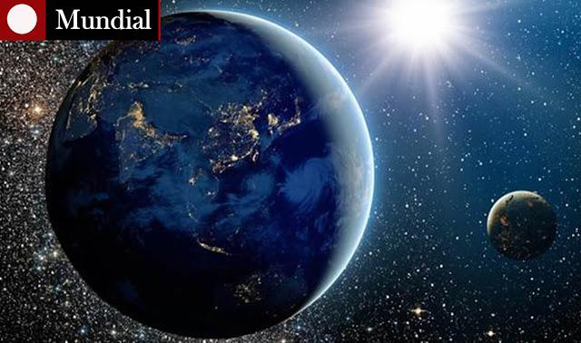 ciencia, luna, la tierra, astrónomos