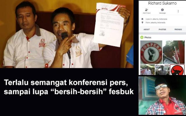 """""""Teman Ahok"""" Sebut Pengakuan PJ Curang Disetir Salah Satu Ormas"""