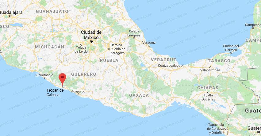 TERREMOTO EN MÉXICO de Magnitud 5.2 (Hoy Domingo 12 Agosto 2018) Sismo Temblor EPICENTRO - Técpan - Guerrero - En Vivo - Twitter - Facebook - SSN - www.ssn.unam.mx