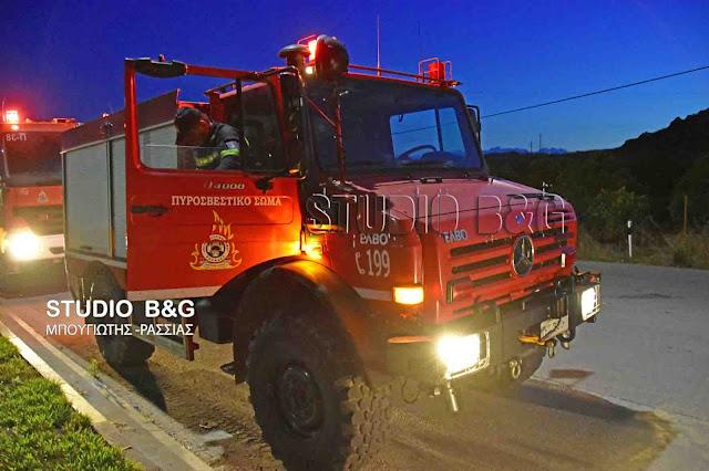 Πυροσβεστική Αργολίδας: Από 15 Απριλίου ξεκινάει επίσημα η αντιπυρική περίοδος